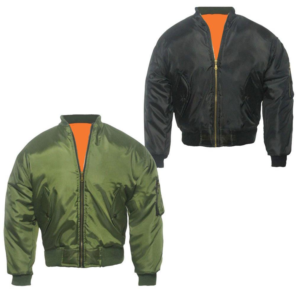 Green Flight Jacket