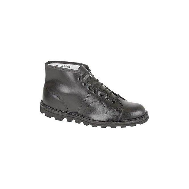 Roamers Black Original Monkey Boots