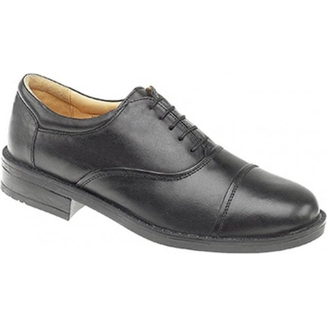 Roamers Cadet Parade Shoes. Oxford Capped Suitable For ATC, Army cadets CCF