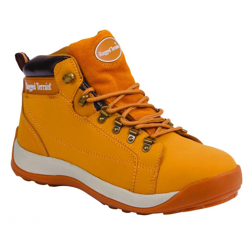 75fef369585 Honey Steel Cap Trainer Boot