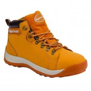 Honey Steel Cap Trainer Boot