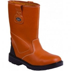 Steel Toecap Rigger Boot