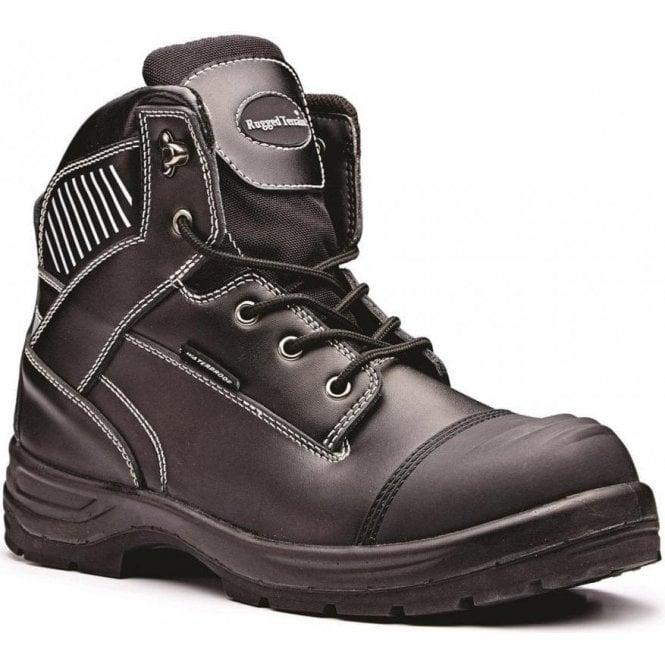 Rugged Terrain Waterproof Metal Free Safety Boot