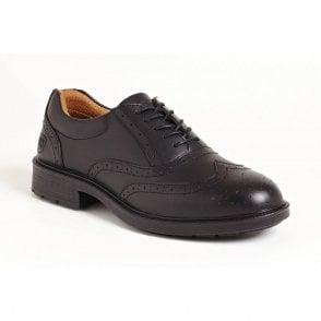Executive Brogue Steel Cap Shoes