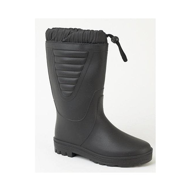 StormWells Black Tie Top Polar Boot