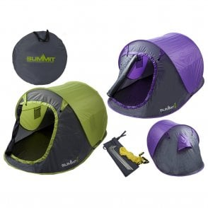 Pop Up 2 Person Tent