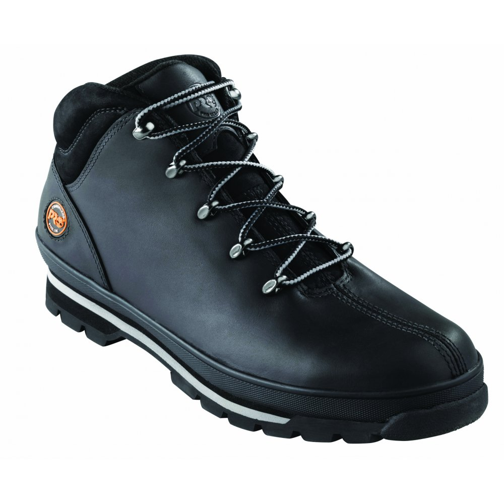 timberland splitrock pro safety boot black timberland