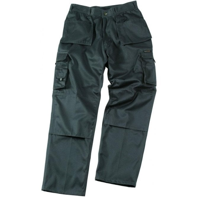 Tuff Stuff Pro Work Heavy Duty Trouser Black