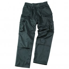 Pro Work Heavy Duty Trouser Black