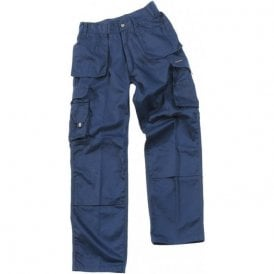 Pro Work Trouser Heavy Duty Navy
