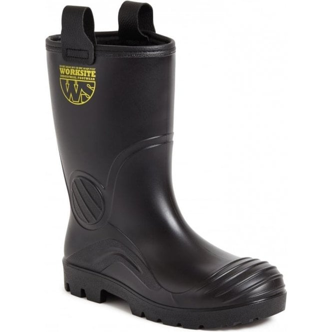 Worksite SS630SM Fur Lined Rigger Boot